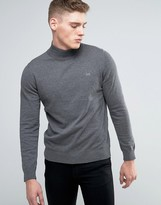 Lindbergh Sweater With Turtleneck In Gray