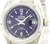 Tudor Princess Oyster Date 92400N Stainless Steel Automatic 25mm Womens Watch