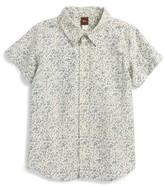 Tea Collection Toddler Boy's Birdsville Woven Shirt