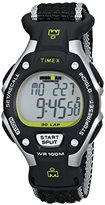 Timex Women's T5K8359J Ironman Rugged Resin Watch with Nylon Band