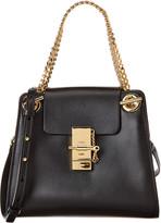 Chloé Annie Mini Leather Shoulder Bag