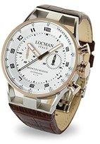 Locman Men's Watch 514V14RNWHKPSN