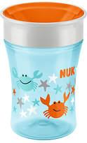 NUK Magic Crab Cup, Blue/Orange