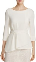St. Emile Marcella Faux-Wrap Top