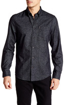 Ben Sherman Brushed Tonic Regular Fit Shirt