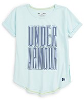 Under Armour Girl's 'Dazzle' Charged Cotton Tee