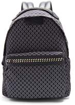 Stella McCartney Falabella GO Tie-print backpack