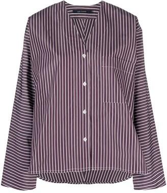 Sofie D'hoore V-neck striped shirt