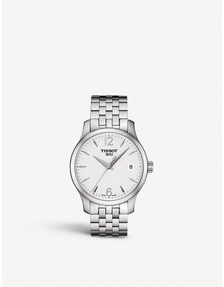 Tissot Mens Stainless Steel T0632101103700 Tradition Watch
