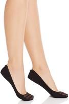 Kate Spade Sheer Stripes Liner Socks