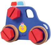 Boikido Wooden Vehicle Constructions 36 Pc Set