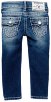 True Religion Skinny Jean (Toddler Girls)