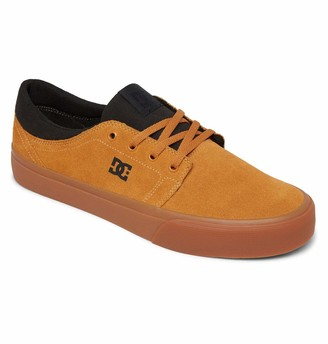 DC Trase - Leather Shoes for Men - Leather Shoes - Men - EU 39 - Yellow