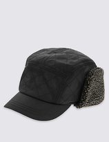 M&s Collection Pure Cotton Carpenter Hat With Stormweartm