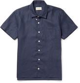Oliver Spencer - Hawaiian Linen Shirt