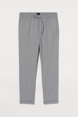 H&M Slim Fit Joggers - Gray