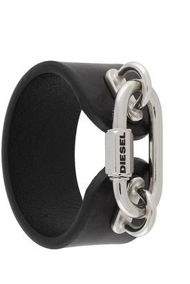 Diesel A-Cara cuff bracelet