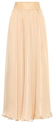 Zimmermann Super Eight silk-chiffon maxi skirt
