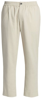 Ami Paris Elasticized-Waist Trousers