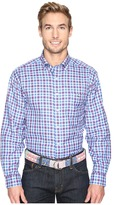 Vineyard Vines Wainscott Plaid Classic Tucker Shirt