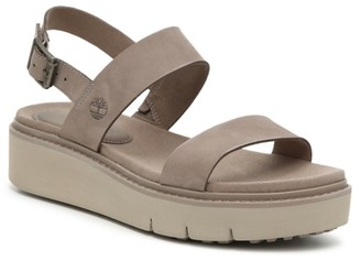 Timberland Safari Dawn Wedge Sandal
