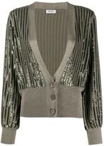 Liu Jo sequin embellished cardigan