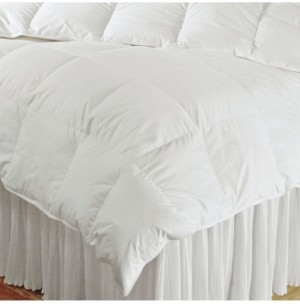 DownTown Company Luxury Down Comforter, Queen Bedding
