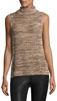 Derek Lam 10 Crosby Turtleneck Cotton Sweater