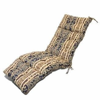 Astoria Grand Patio Indoor/Outdoor Chaise Lounge Cushion