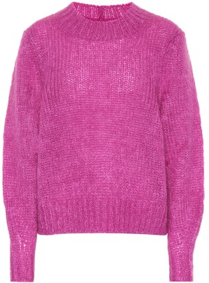 Isabel Marant Ivah mohair and wool-blend sweater