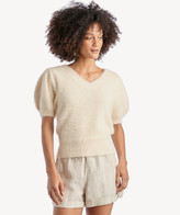 Astr Women's Alina Sweater In Color: Cream Size XS From Sole Society