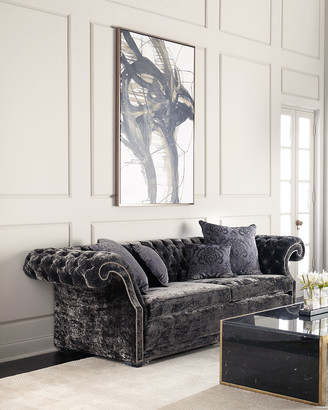 Haute House Yara Tufted Back Sofa