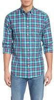 Vineyard Vines Men's North Shore Tucker Plaid Sport Shirt