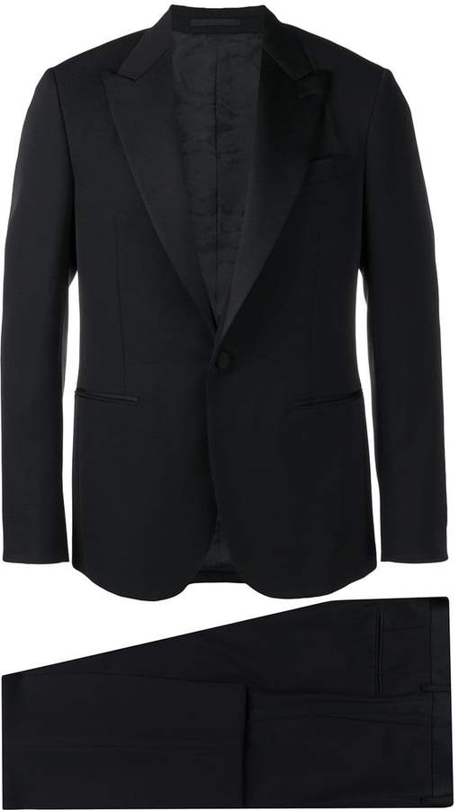 693b6feb fitted two-piece suit