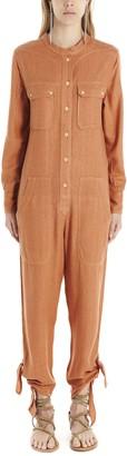 Isabel Marant Buttoned Jumpsuit