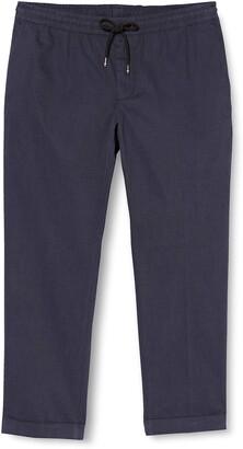 Tommy Hilfiger Men's Active Yarn DYE Pant Loose Fit Jeans