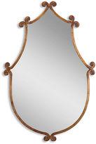One Kings Lane Mirror, Antiqued Gold