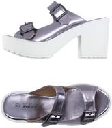 POLICE 883 Sandals - Item 44975781