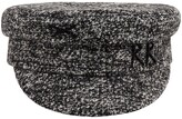 Thumbnail for your product : Ruslan Baginskiy Logo Embroidered Knitted Cap