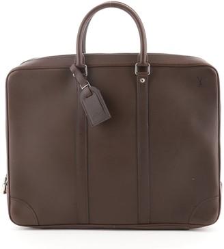 Louis Vuitton Porte-Documents Voyage Briefcase Nomade Leather PM