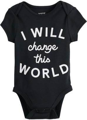 Baby Jumping Beans Graphic Bodysuit