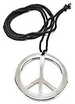 Rubie's Costume Co Peace Pendant Necklace Standard