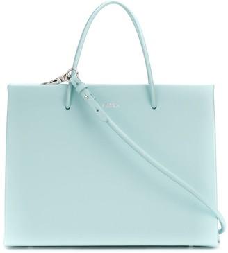Medea Top Handle Tote Bag