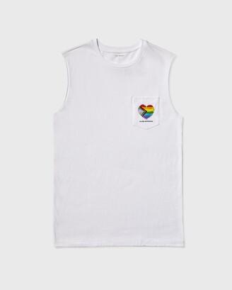 Club Monaco Pride Sleeveless T-Shirt