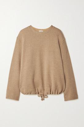 Leset Sierra Wool-blend Sweatshirt - Beige