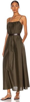 Matteau Voluminous Sun Dress in Thyme | FWRD