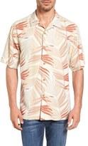 Tommy Bahama La Palmera Original Fit Tropical Camp Shirt