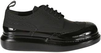 Alexander McQueen Chunky Brogue Shoes