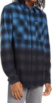 Eleven Paris Jacky Plaid Button-Up Shirt