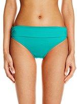 Kenneth Cole Reaction Women's Ruffle-Licious Sash Hipster Bikini Bottom